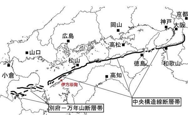 地震と中央構造線 http://t.co/G43trAgkWw