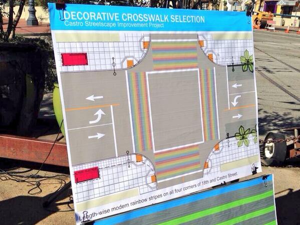 Castro Street Castro Street Redesign Breaks