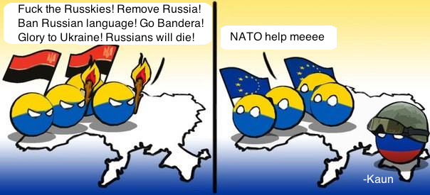 Ukraine vs Russia