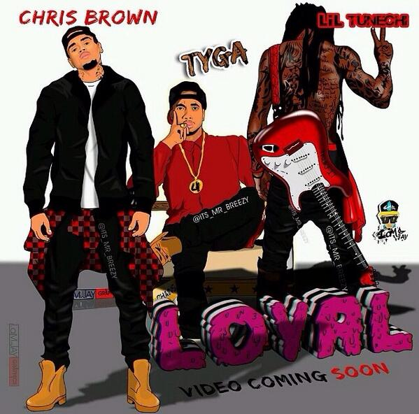 "Chris Brown on Twitter: ""Loyal video out soon!!! http://t ..."