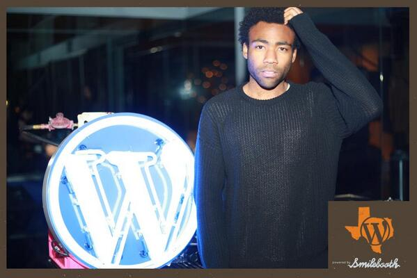 We loved having @DonaldGlover at the http://t.co/LiVvbNuAaP House. So thrilled to be presenting The Deep Web Tou… http://t.co/85l8ZEYWzH