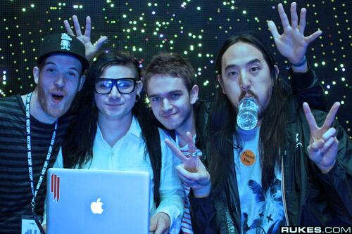 #TBT from @HOLY_SHIP with @Skrillex @Zedd and @steveaoki #GOTweird http://t.co/xcc4FTfLQm