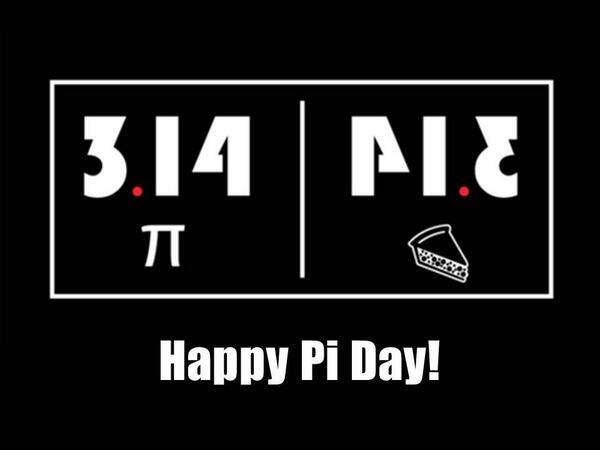 March 14, 1879: Birthday of #AlbertEinstein. And of course Einstein was born on #PiDay http://t.co/fbfxFmMflT