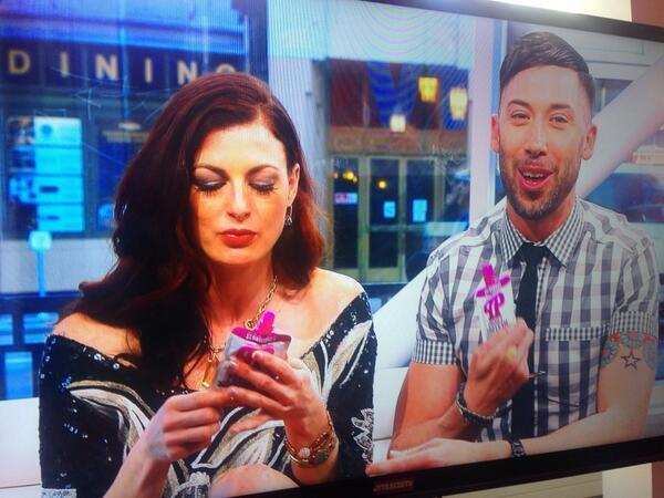 """@RyanACarrillo @BiteSizeTV @pocketprotein ""it tastes like @TheMarkLong in a bottle."" @RachelEReilly @RyanACarrillo http://t.co/HNsgIvu1jR"""