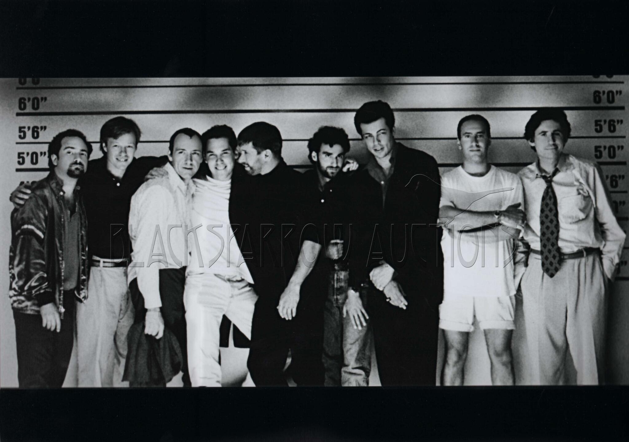 Twitter / FilmHistoryPics: Bryan Singer and the cast of ...