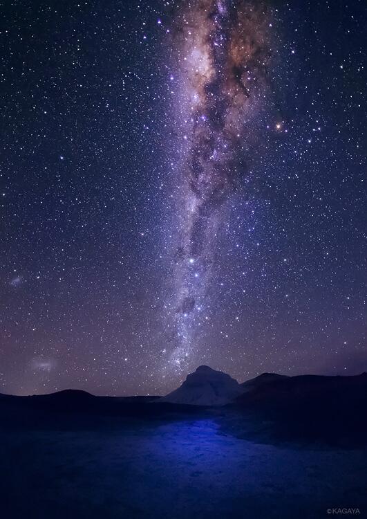 小規模ながら、わたしの初の写真展が明石市立天文科学館で開催されます。3/29には講演会も行いますのでぜひ遊びにきてください。 goo.gl/MfuvKK 写真は展示作品のひとつ、オーストラリアの星空です。 pic.twitter.com/qDL4ccM3PE