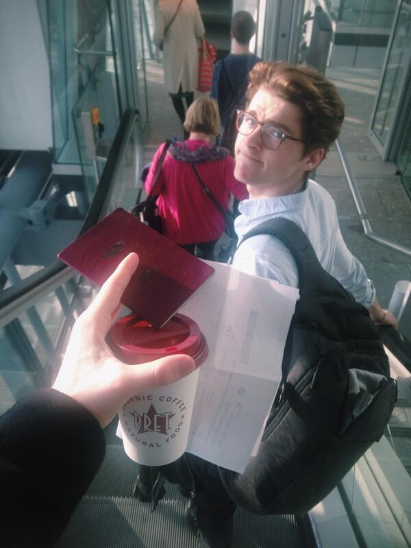 Finn Harries On Twitter Guten Morgen Travelling To