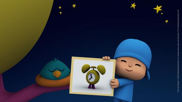 Pocoyo on Twitter \ This #weekend turn off the alarm clock and don\u0027t let anyone interrupt your moments of #relax //t.co/4LNPCMQmgG ... & Pocoyo on Twitter: \