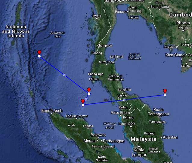 Malaysia Airlines Boeing 777-200ER Vol MH-370 immatriculé 9M-MRO porté disparu - Page 3 BirfviUCIAAcgGj