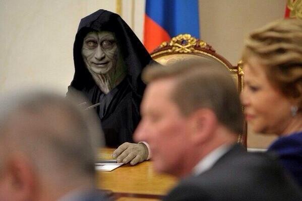 """""""Мы с Кубани приехали. Своих в Крыму защищать. Пока не знаем от кого"""", - казаки Аксенова рассказали о своих задачах - Цензор.НЕТ 5563"""