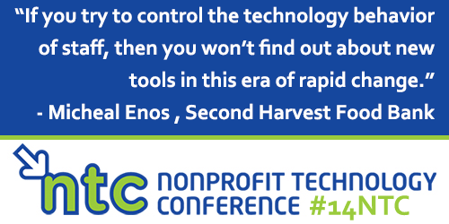 Advice for nonprofits from Michael at @2ndHarvest at #14NTC: http://t.co/upVqTgDm1u