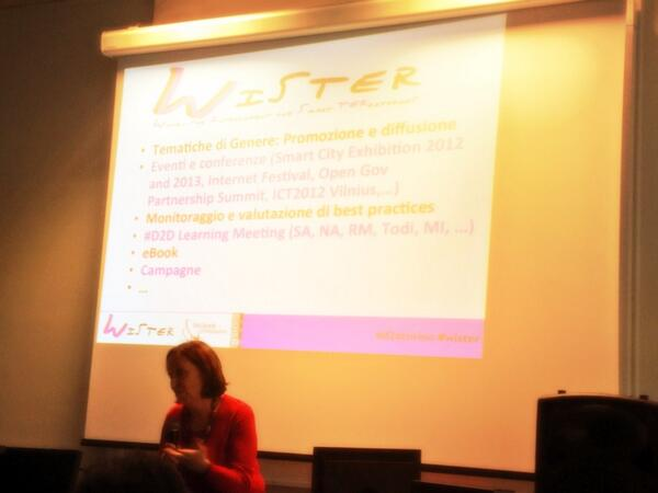#wister #d2dtorino @WISTERWISTER http://t.co/nWLdOXxfRy