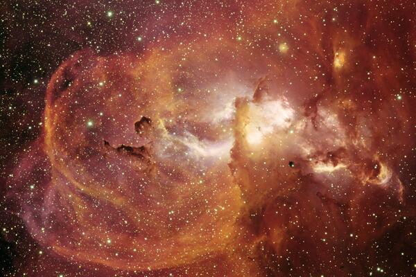 Star Forming Region NGC 3582 http://t.co/Pq96fe01yE #astronomy #space #宇宙 http://t.co/nmFM88qVqC
