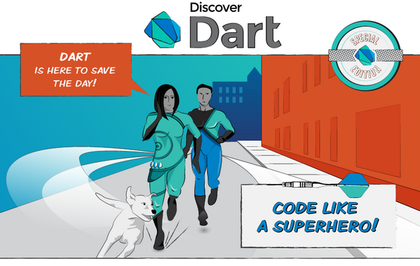 Get ready to Discover #dartlang, right in your browser: Dart is coming to @codeschool: http://t.co/WglhT04tyY http://t.co/tkjNftRVRb