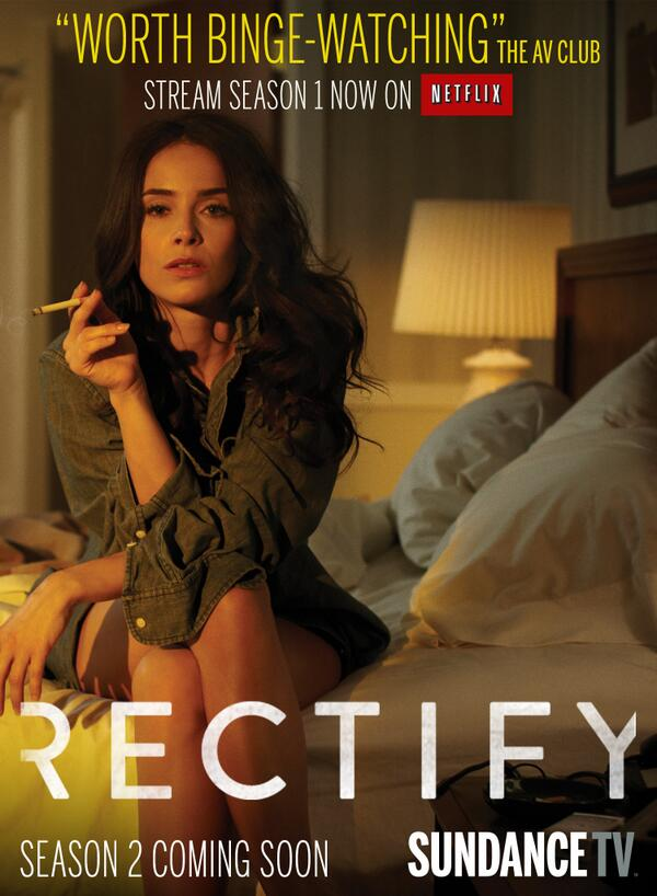 RECTIFY on Twitter: