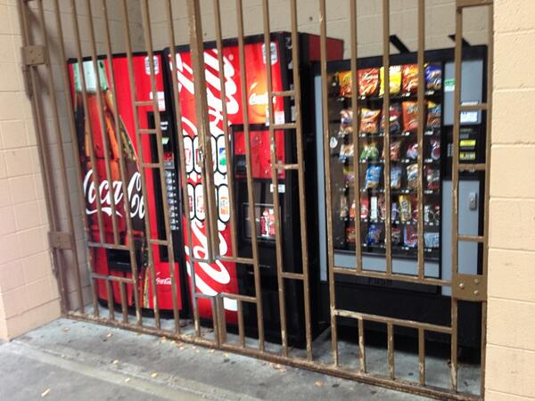 Free the vending machines!! They are corporate pawns that know not what they do!!! http://t.co/4uugYuBE59