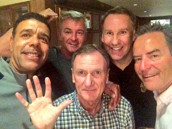 The best selfie of all time ha ha @Phil_Thompson4 @StellingJeff  @PaulMerse http://t.co/LFaDmTQHeO