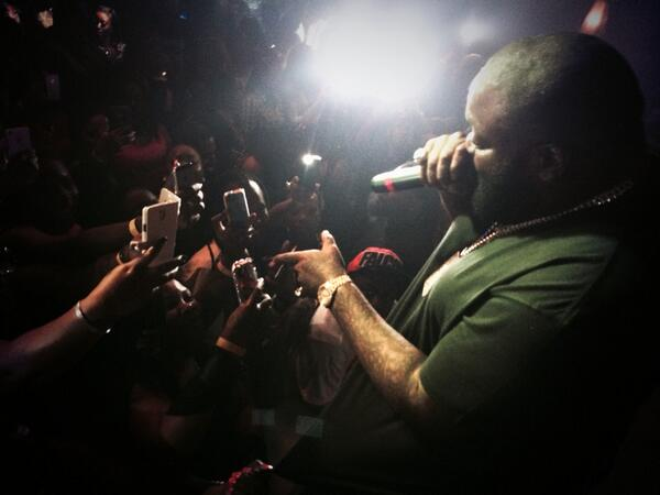 @rickyrozay killing it right now Columbia S.C. #Mastermind #1 http://t.co/s6xXm8bWC6