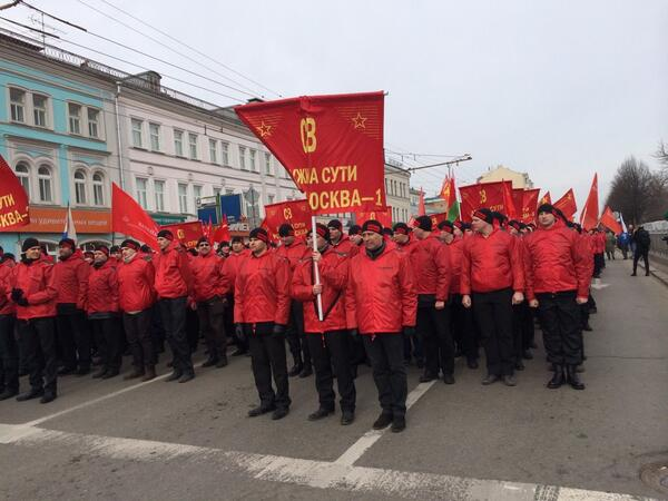 Марш мира, Москва, 15 марта. Прямая трансляция