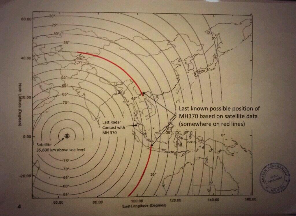 Kaybolan Uçak İle İlgili En Olası Komplo Teorileri 2
