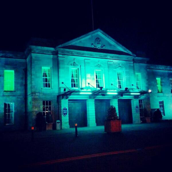 Happy St. Patrick's Festival weekend #GoingGreen @stpatricksfest