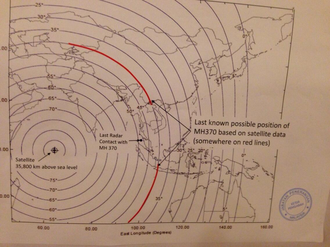 Malaysia Airlines Boeing 777-200ER Vol MH-370 immatriculé 9M-MRO porté disparu - Page 4 Bix_d6HCMAA46Q0
