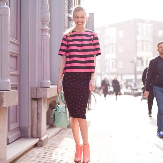 Twitter / hmnetherlands: Gespot in #FashionPlanet ...
