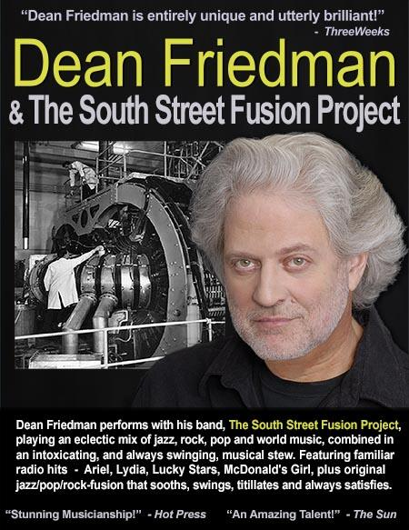 Dean Friedman's 2014 UK / Ireland / France TourDates are ON SALE NOW!    http://t.co/IG5yos4cdv  See you at the gigs! http://t.co/4UtfPf3zDL