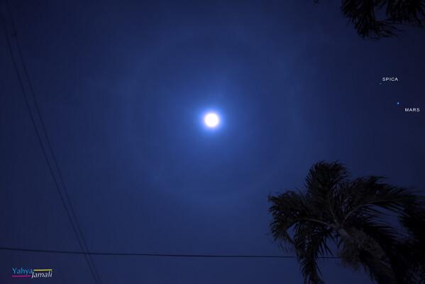 Bulan Purnama Bakal Muncul Malam Ini