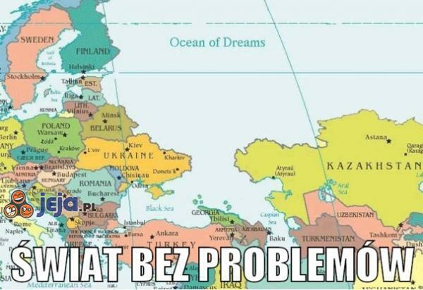 "#Polish satire: ""The World without Problems"" | #RussianInvasion  #Ukraine #Crimea http://t.co/T1h8BcKlIX"