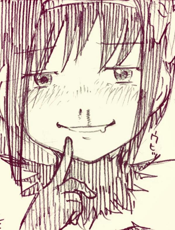 @MSSHOMU ほむらちゃんがアップを始めました。めるしさん家に向かうそうです。