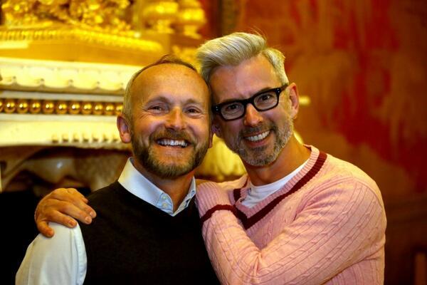 First same-sex wedding makes #Brighton history @BrightonHoveCC http://t.co/s3Ji7KTmmW http://t.co/WkyK6vJdZ5
