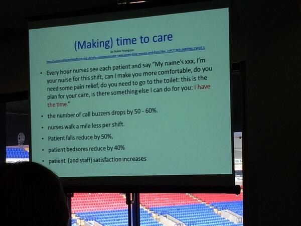 @HEARTSinHEALTH Robin mentioned in NW England #takingtime2care #B2SH Prof Soo Downe http://t.co/3EjzKxTebX