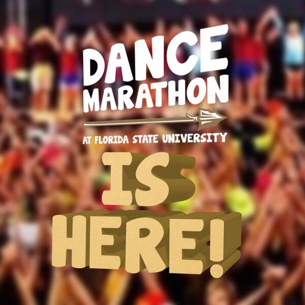 We're ready to make miracles, we're ready to make memories, we're ready to dance! #DMFSU2014 IS HERE!! http://t.co/D7Dzl5m5ob