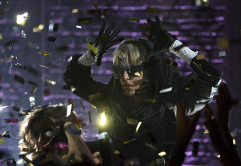 Happy birthday @ladygaga! Watch her 1st TV appearance performing at 2008 #NewNowNext awards: http://t.co/JYgHBT8kYz http://t.co/Kwey480r2l