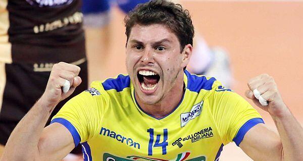 Com @brunorezende1 MVP, Modena vence Trentino na abertura das quartas de final do Italiano http://t.co/KYgu3NutzW http://t.co/lrzDk1uZti