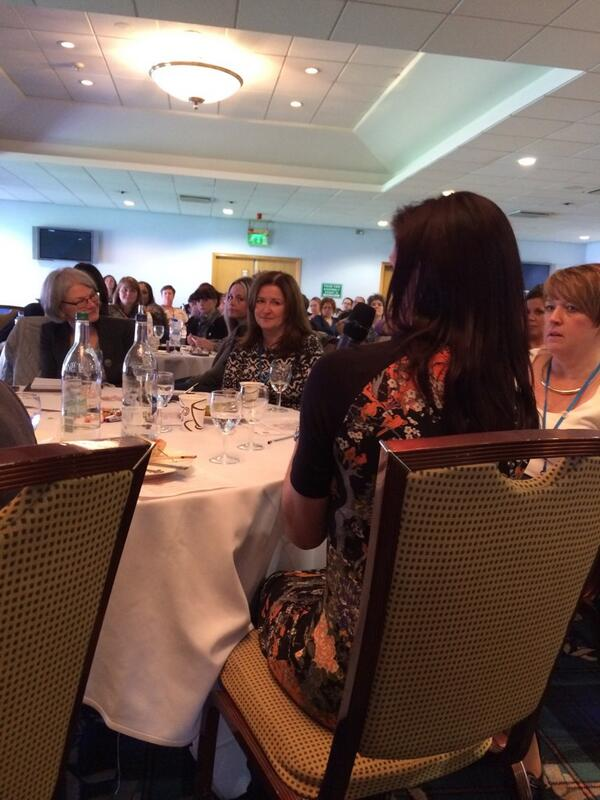 Annabel is setting up a formal BC network for good practice and support #B2SH #LSA http://t.co/54f3MJ3v8b