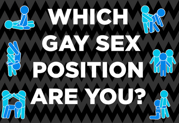Gay position quiz