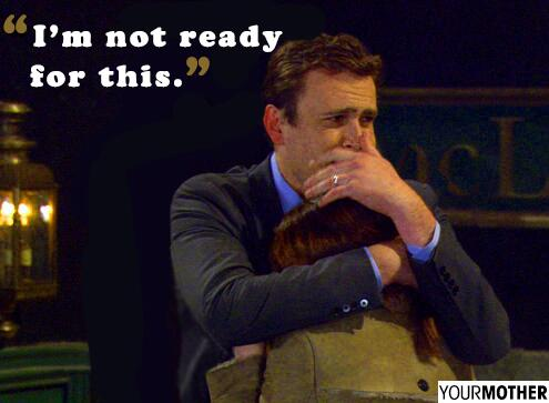 #SappySunday: 1 more episode left and we're NOT ready! #HIMYM http://t.co/WCsFw5pFYP