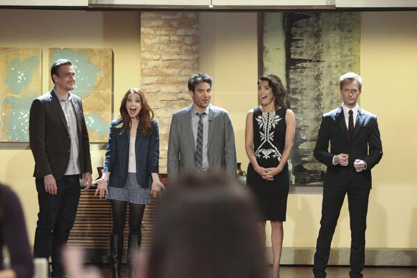 Farewell @HIMYM_CBS, congrats on 9 hilarious years. Have a great finale Monday. http://t.co/FJO323M5VX #HIMYMFarewell http://t.co/yTzp93IfgD