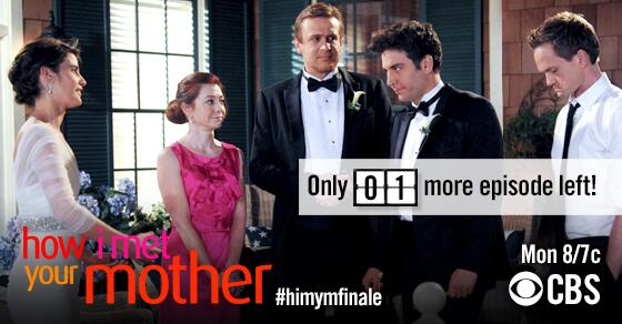 It's the Last...Forever. Preview the final episode of #HIMYM now: http://t.co/mu4aLo5NJ0 http://t.co/hsu53LkxmN
