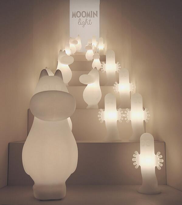 Moomin Lights by Feelis Helsinki - http://t.co/lASrZ7pMml http://t.co/ohKaobYoTx