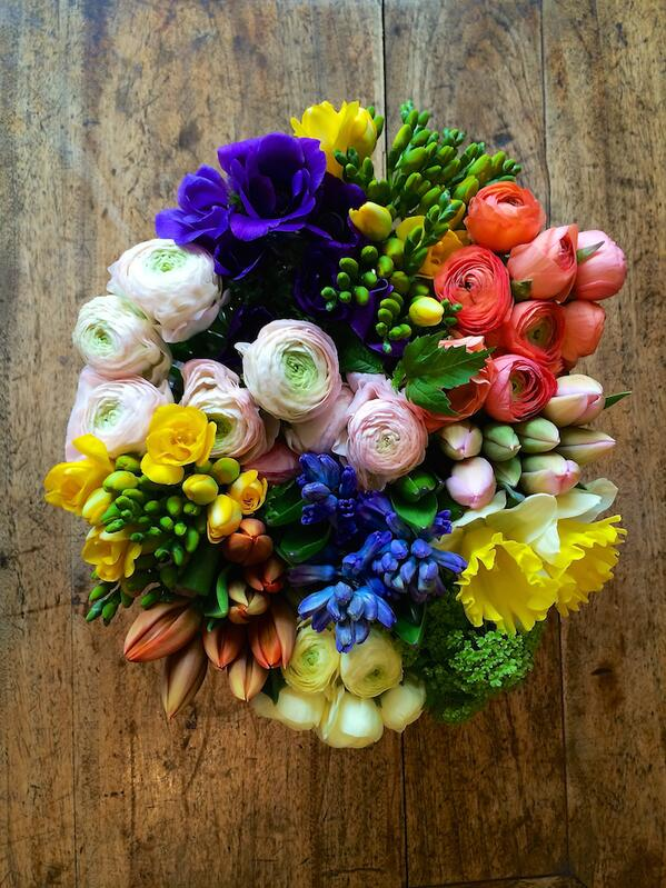 10 Enviable Flower Arrangements Straight From Readers