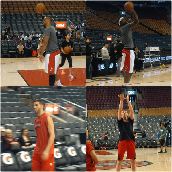 #Raptors bench outscored 51-7 by these same Celtics on Wednesday. Who steps up tonight? #RTZ http://t.co/JhI3YUPLg1