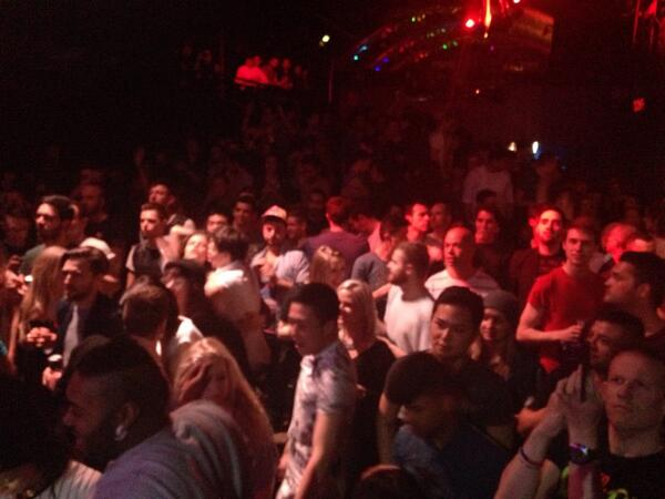 Huge crowd at G-A-Y to celebrate #equalmarriage! http://t.co/lJdZh4JXOx