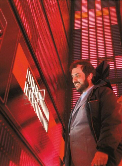 Twitter / FilmHistoryPics: Stanley Kubrick inside HAL ...