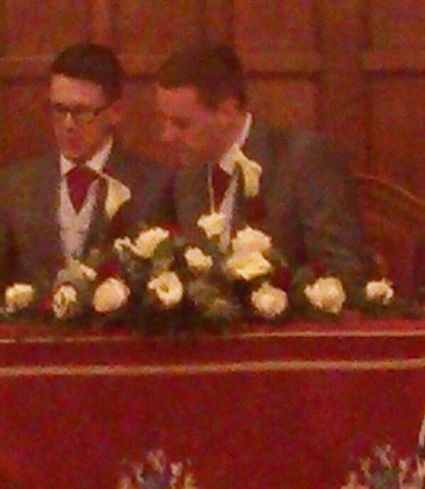 Sheffield leads the way... Congratulations to the happy couple.  #equalmarriage http://t.co/Vx40qe2tAB