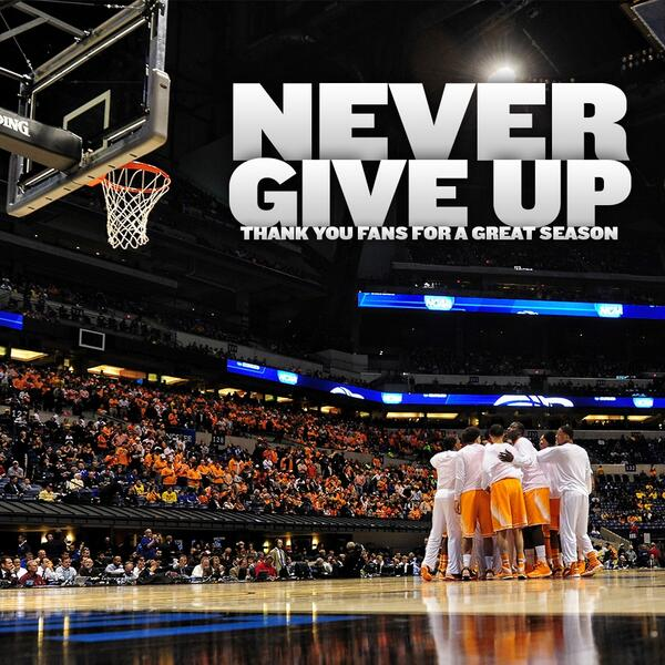 Tennessee fans, we love you. Thank you. http://t.co/leqJGt9OHk