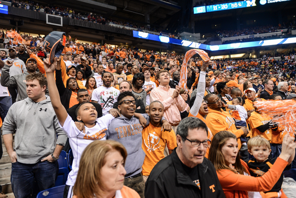 THANK YOU to our amazing fans in #VolNation.  You were loud and proud! http://t.co/jr45uXlZOC