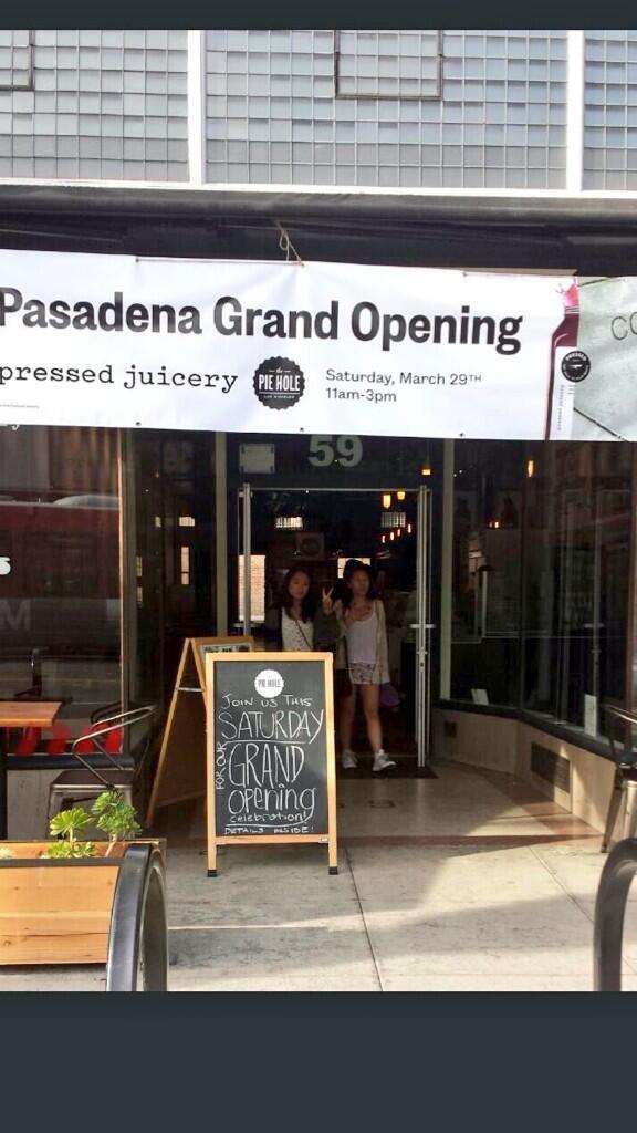 Pasadena připojte